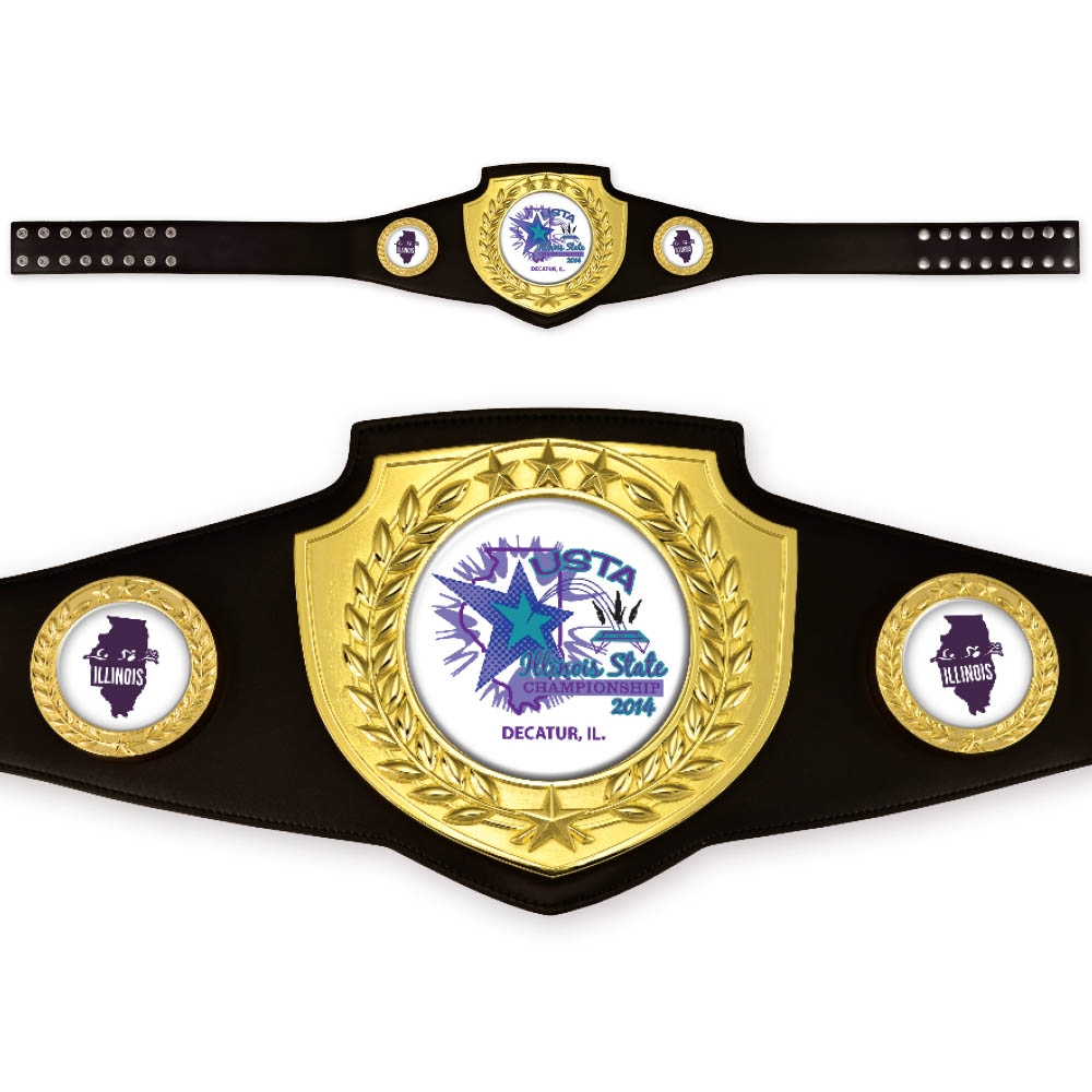 Custom Championship Award Belt SL-CAB5