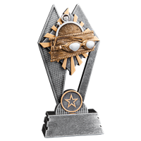 Sun Ray Swimming Trophy (2 sizes available)