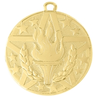 "2"" Superstar Series Victory Medal SS406"