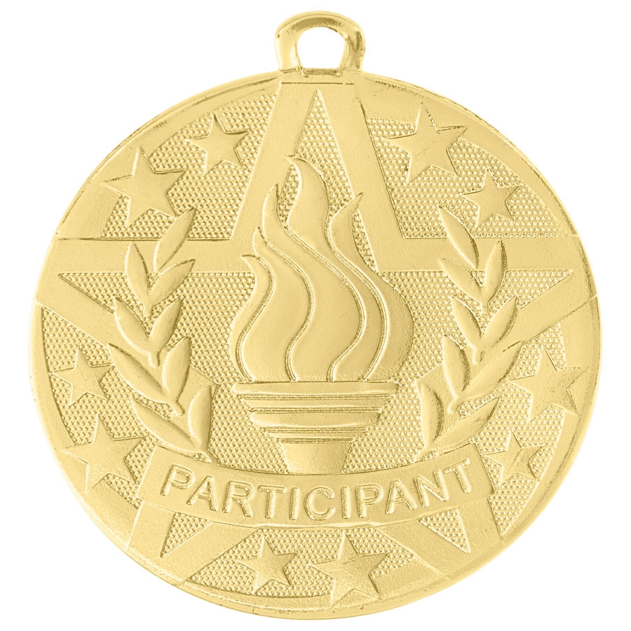 "2"" Superstar Series Participant Medal SS508"