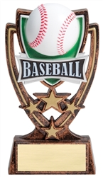 4-Star Series Baseball Trophy