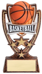 4-Star Series Basketball Trophy