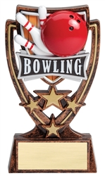 4-Star Series Bowling Trophy