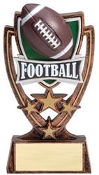 4-Star Series Football Trophy