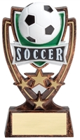 4-Star Series Soccer Trophy