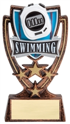 4-Star Series Swimming Trophy