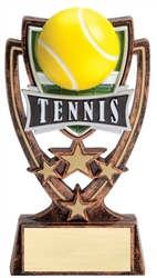 4-Star Series Tennis Trophy