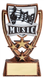 4-Star Series Music Trophy