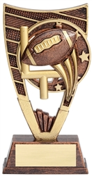 Shield Series Football Trophy