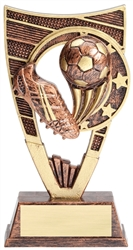 Shield Series Soccer Trophy