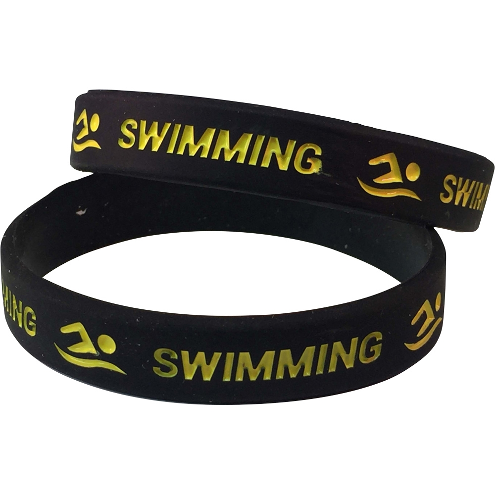 Silicone Swimming Wrist Band