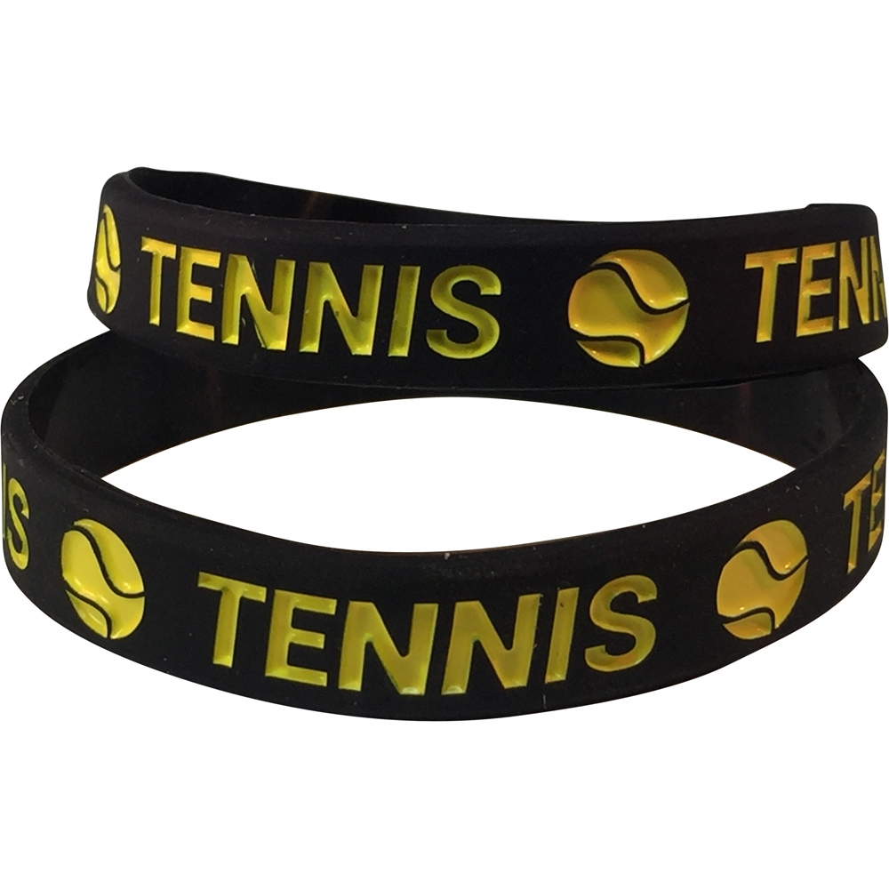 Silicone Tennis Wrist Band