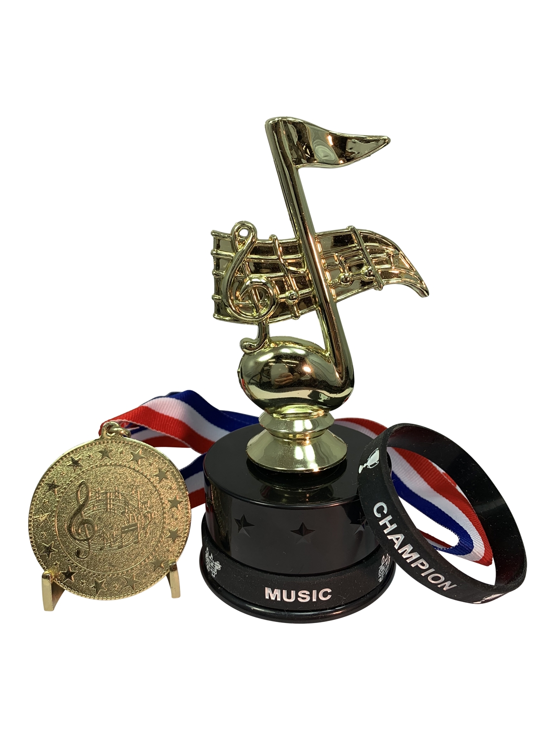 Music Champion Trophy Pack