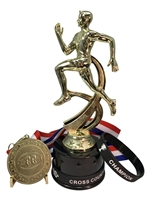 Male Cross Country Champion Trophy Pack