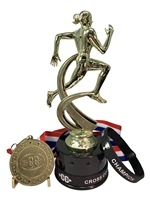 Female Cross Country Champion Trophy Pack