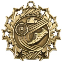 "2-1/4"" Ten Star Track Medal TS414"