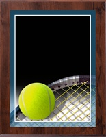 "6"" x 8"" Full Color Tennis Plaque VL68-MP315B"