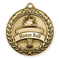 "2-3/4"" Honor Roll Medal"
