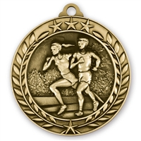 "1 3/4"" Cross Country Medal"