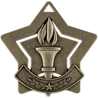 "2-1/4"" Star Series Victory Medal XS214"