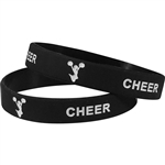 Silicone Cheerleading Wrist Band